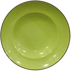 Waechtersbach Duo Mint Soup Plates (Set of 4) .   42.49