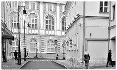 """""""Москва -осенняя сюита"""" - Фотография - Город"""