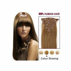 """18"""" Inch Clip In On Human Hair Extensions_7pcs Golden Brown_12_Remy Human Hair Full Head Straight_70g Weight by Hairup. $58.95. Color:#12Length:18 Inch. Qty:1 Full Head Set(Weight:70g). clip in human hair extensions. Texture:Straight Remy Human HairPO BOX shipping address undeliverable,please leave your specific address which can dicretly get to you so as to keep your package safe.Note: Please be reminded that due to lighting effects, monitor's brightness / contrast settings etc..."""