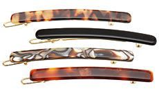 Check out the France Luxe 6cm Magali Barrette - Classic at France Luxe