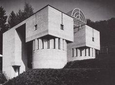 Mario Botta, Renovation of a Farm, 1977-1978