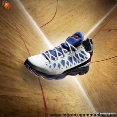 huge discount cf656 c0ef8 2013 535807 103 CP3 Shoes 2013 Jordan CP3.VI White Black Game Royal Sport  Red