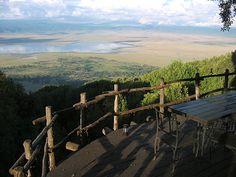 Ngorogoro Crater, Africa