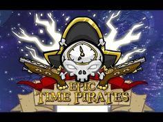 Epic Time Pirates Gameplay Walkthrough Flash Online Game - YouTube
