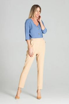 Shirt model 141752 Figl – Blushgreece.shop Shirt Sleeves, Blouse, Suits, Model, Products, Fashion, Pants, Dress Shirt, Fashion Ideas