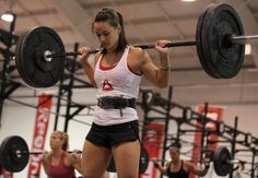 Camille #Crossfit