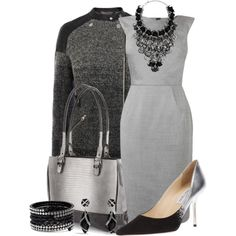 Ombre, created by laaudra-rasco on Polyvore