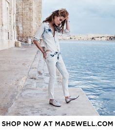 Our Spring Campaign Shoot in Malta, By The Numbers | Madewell Musings #Waterfront #Valletta