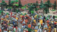 Des légions de Playmobil rejouent l'histoire ce week-end