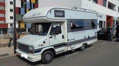 Se vende autocaravana fiat ducato 2.5cc en Teruel - vibbo - 87454511