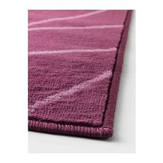 IKEA - LÄBORG, Rug, low pile, The thick pile dampens sound and provides a soft surface to walk on.Durable, stain resistant and easy to care for since the rug is made of synthetic fibers.
