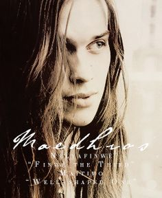Maedhros, eldest son of Feanor