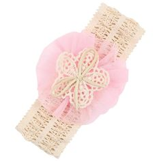 Inkach Cute and Fashion Hair Band for Girls Flower Infant Hair Band (Pink). Color:Hot Pink,Deep Purple,White,Purple,Pink,Yellow,Red,Black,Sky Blue,Blue,Green. Material:Cloth;Size:For (0 months to 5 years old baby) Adjustable;New and nice design. Special accessory for your child perfect for photo shoots or for any special occasions. Bright color dressing up your little baby more cute;Make your baby become more fashionable,attractive,beautiful,your kids will like it very much. A great gift…