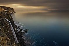 Cascada, Escocia, Isla De Skye, Lago