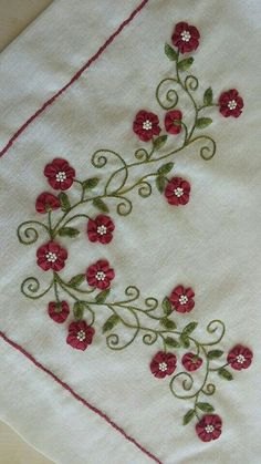 Wonderful Ribbon Embroidery Flowers by Hand Ideas. Enchanting Ribbon Embroidery Flowers by Hand Ideas. Ribbon Embroidery Tutorial, Embroidery Flowers Pattern, Learn Embroidery, Silk Ribbon Embroidery, Crewel Embroidery, Hand Embroidery Designs, Machine Embroidery, Embroidery Ideas, Embroidery Supplies