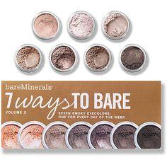 Bare Minerals Metallic Cream Eyeshadow The Perfect Gift From Ulta