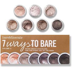 Bare Minerals Metallic Cream Eyeshadow. The perfect gift.. from Ulta