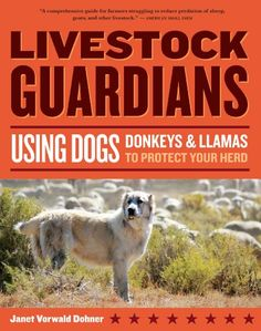 Livestock Guardians: Using Dogs, Donkeys, and Llamas to Protect Your Herd (Storey's Working Animals)