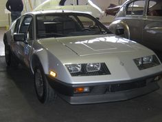 1985 Renault Alpine A310 | see DrivingEnthusiast.net for more Renault Alpine information