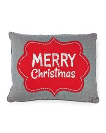 """Holiday Merry Decorative Throw Pillow - 16"""" x 20"""", Main View"""