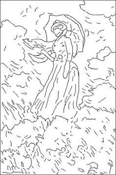 Garnet Tukiji Nao lineart by Conzy94deviantartcom on