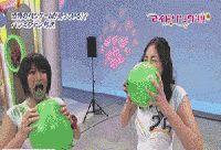 Broken Balloon, scaring me!