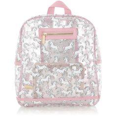 Glitter Unicorn Backpack