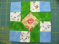 Finished or Not Friday - a Linky Party at Busy Hands Quilts.  Join us!  A Quilting Reader's Garden: WIPs Be Gone Again