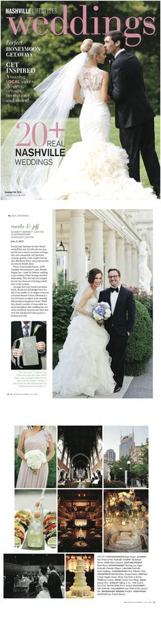 Fête Nashville {Sara Fried} • just now Nashville Lifestyles Weddings featuring Fête Nashville wedding @ Schermerhorn Symphony Center. Neutral colors - purple, pewter, ivory.