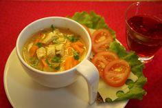 Broilerikeitto Thai Red Curry, Ethnic Recipes, Food, Essen, Meals, Yemek, Eten