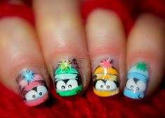 frozen penguins by A Life of Passion with Carmencita, via Flickr