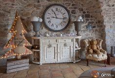 Vianoce so spomienkami na detstvo. Čarovný mix provensálskeho a gustaviánskeho štýlu | Living Styles
