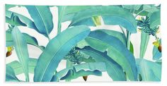 """Banana Forest Towel (Beach Towel (32"""" x 64"""")) by Uma Gokhale.  Our towels are great."""