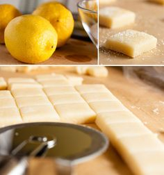 This tiny lemon shortbread cookie is soft and tender and buttery. A lovely variation on traditional shortbread.
