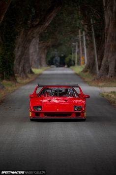 Always Meet Your Heroes - Speedhunters Ferrari F40, Lamborghini Huracan, Sport Cars, Race Cars, Car Posters, Car Drawings, Car Wallpapers, Amazing Cars, Vintage Cars