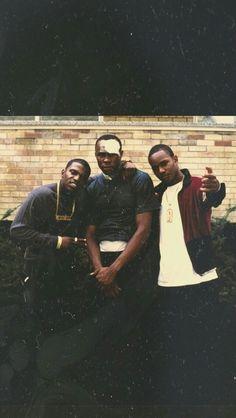 Paid In Full(2002) Mekhi Phifer, Wood Harris & Cam'ron