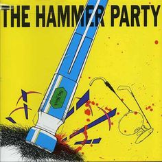 The HAMMER PARTY CD contains the first three Big Black EPs - LUNG, BULLDOZER, and RACER X. Big Black: Steve Albini (vocals, guitar); Santiago Durango (guitar); John Bohnen (saxophone); Jeff Pezzati (b
