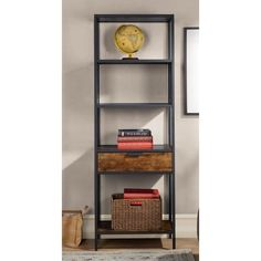 Products Rustic Displacy Shelves with drawer, Brown The Many Faces of Solar Power Living in Nevada, Narrow Bookshelf, Bookcase With Drawers, Drawer Shelves, Display Shelves, Rustic Shelves, Open Shelving Units, Stone Tile Flooring, Sofa End Tables, Do It Yourself Home