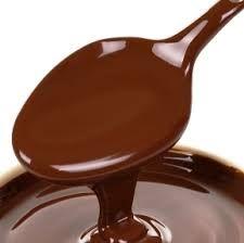 Molho de chocolate e caramelo