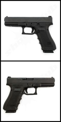 Glock 17 Generation 4 im Kaliber 9mm Luger  #Glock www.shoot-club.de
