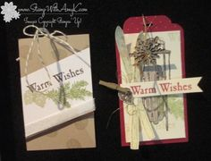 Stampin' Up! 2015 Holiday Catalog Sneak Peek from Convention