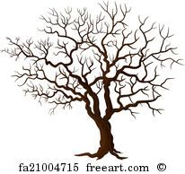 The abstract of large bare tree without leaves - hand drawn. Free art print of Large bare tree without leaves - hand drawn. Tree Of Life Images, Tree Images, Tree Stencil, Tree Sketches, Tree Drawings, Vector Trees, Tree Graphic, Bare Tree, Free Art Prints