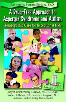 A Drug-Free Approach to Asperger Syndrome and Autism: Homeopathic Care for Exceptional Kids:  A groundbreaking new book from the authors of the best-selling Ritalin Free Kids documenting a safe, effective, and natural treatment for children with Asperger syndrome and autism. Homeopathic medicine offers renewed hope for parents of children on the autism spectrum without the use of conventional drugs. Includes seventeen actual cases drawn from the authors' extensive clinical experience…