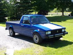 Image detail for -1981 Volkswagen Rabbit Pickup Pictures, Wallpapers - Boldride.com