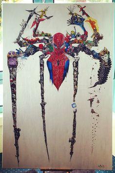 Avengers acrylic