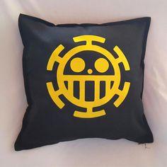 One Piece - Trafalgar pillow cover