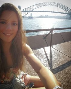 #sydneyharbourbridge #sydney #australia #selfie by explorer_mim http://ift.tt/1NRMbNv
