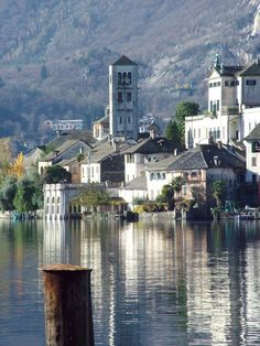 Lago d'Orta http://www.winepassitaly.it/index.php/en/travel-wineries-piedmont/maps-and-wine-zones/alto-piemonte/itinerary/the-romance-of-lake-orta
