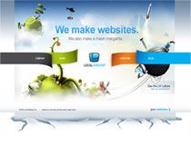 Landing Page Design http://www.paramwebs.com/landing-page-design