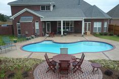 Gunite Pool repair throughout New England. Swimming poool restoration experts. #pooltile http://www.affordablepoolrepair.com